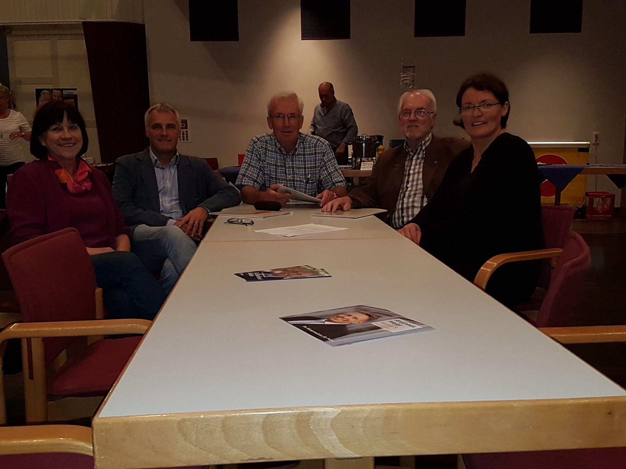 Wahlkreismitgliederversammlung Gifhorn-Peine