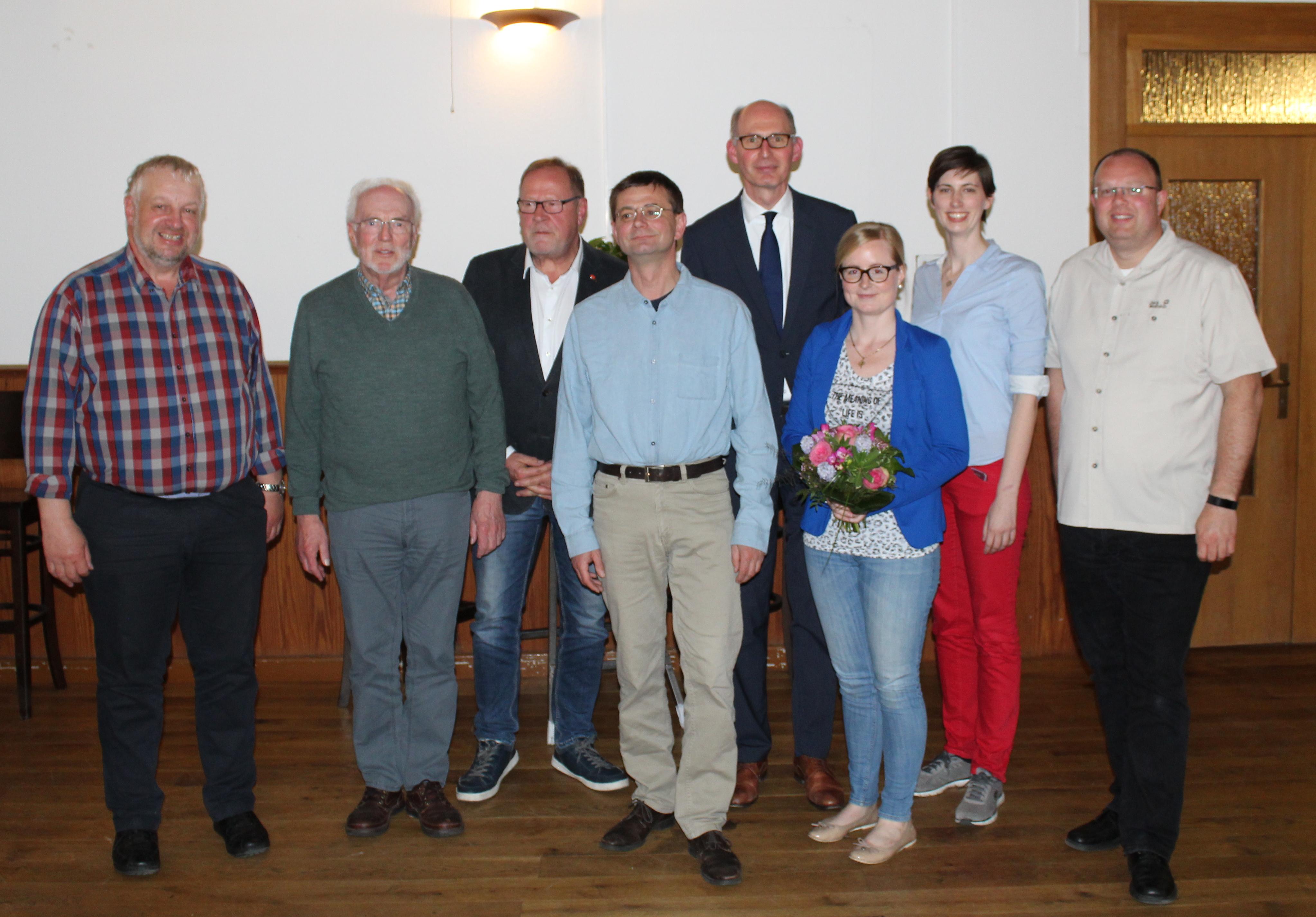 Darja Kröplin CDU Vorsitzende