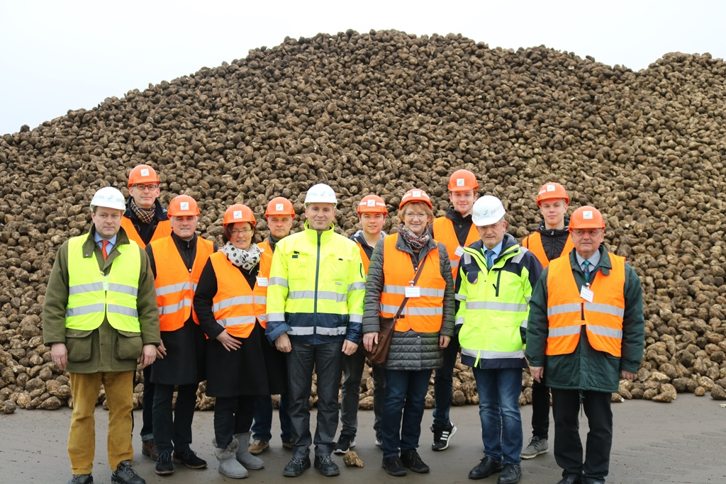 CDU Zuckerfabrik Clauen Nordzucker