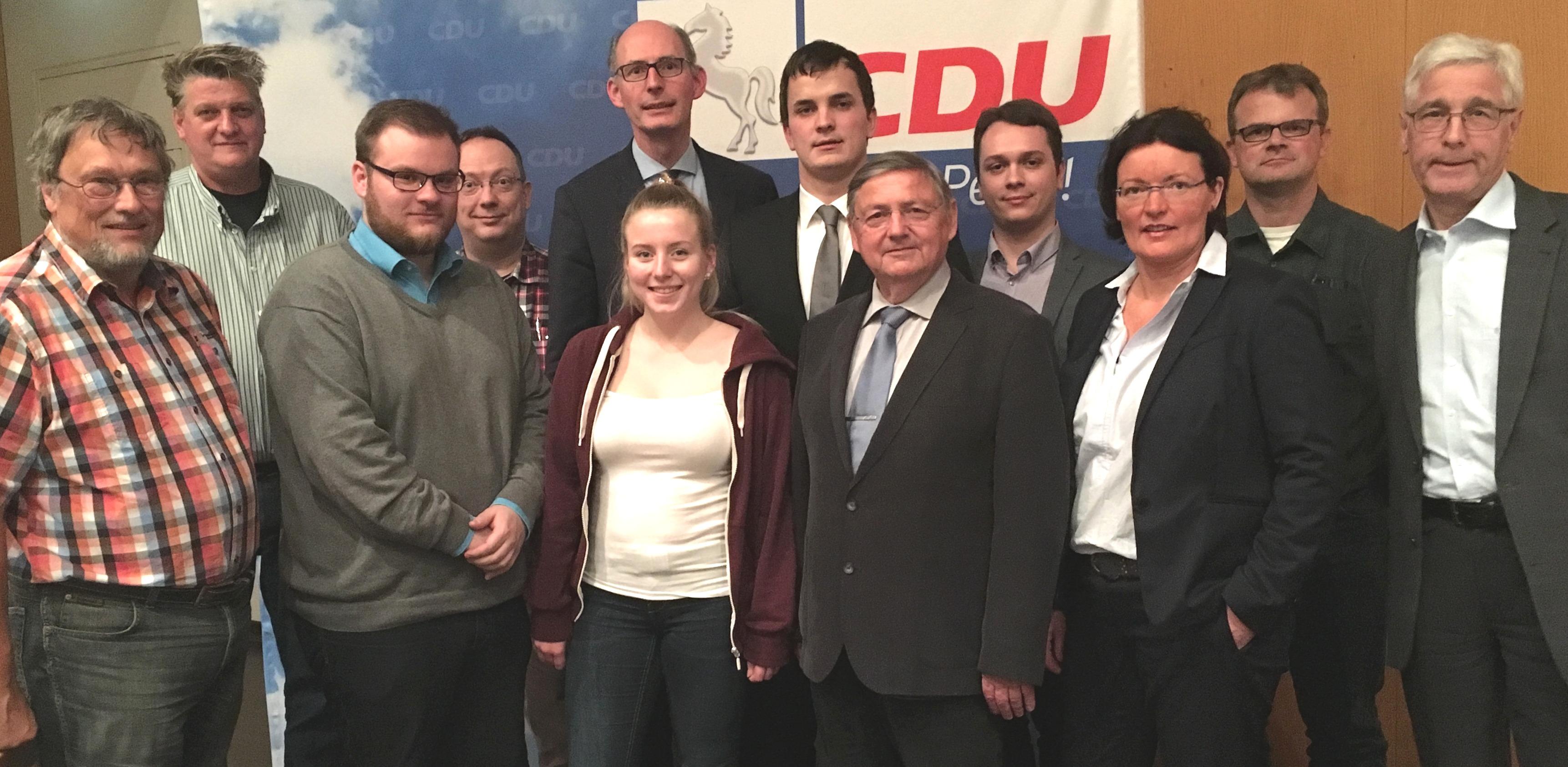 Kreisvorstand CDU Peine
