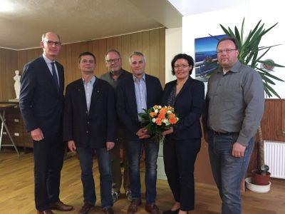 Neuer Vorstand im CDU Gemeindeverband Hohenhameln